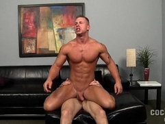 Cock Sure Men Reboot with Tristan Baldwin and Brent Biscayne