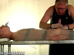 Gay movie of Twink Alex has been a very bad slave, stealing the spunk