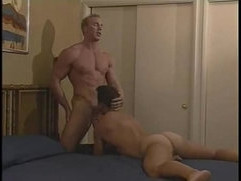 Very Hot Gays Motel Sex