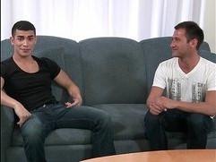 Latin and his college tutor.