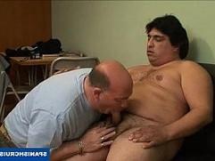 chubby trucker sucked