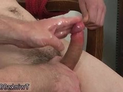 Gay handsome masturbation A Cock Throbbing Wank Off!