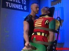 Robin gay