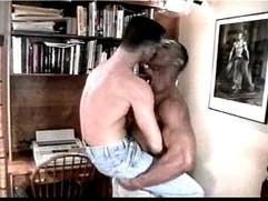 Interracial Hot Gays