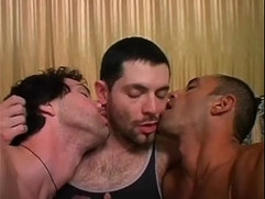 Ass eating and fucking with guys
