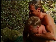 Legends Gay Macho Man Island Fever scene