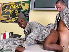 Hairy hung men gay sex movietures Yes Drill Sergeant!