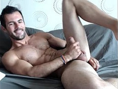 sexy dude on cam