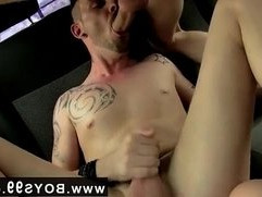 Straight football player gets gay sex Made to gobble red hot jizz